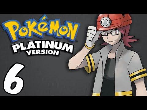 Pokemon Platinum (Blind) -6- GYM LEADER ROARK!