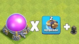 "SO MANY UPGRADES!! ""Clash Of Clans"" FARM TO MAX!!"