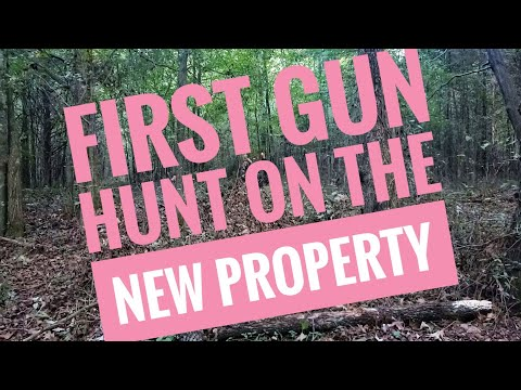 Arkansas Early Gun Hunt!! First Deer Of 2019 Season!!!