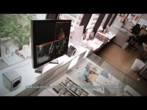 Asia Art Archive Fundraiser Video 2010- AAA Turns 10