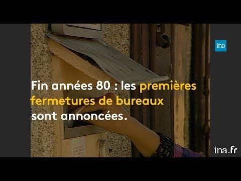 La Poste a-t-elle déserté les campagnes ? | Franceinfo INA