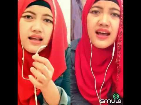Gadis berkrudung Merah_Sulis Kuasa Ilahi cover Giyanti