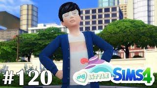 Друзья для Юкито - My Little Sims (Город) - #120