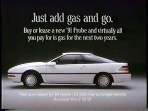 1991 Ford Probe \