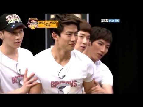 [2AM+2PM] Seulong attacks Taecyeon