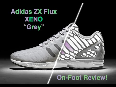 Adidas Originals ZX Flux NPS UPDT Express Trainers