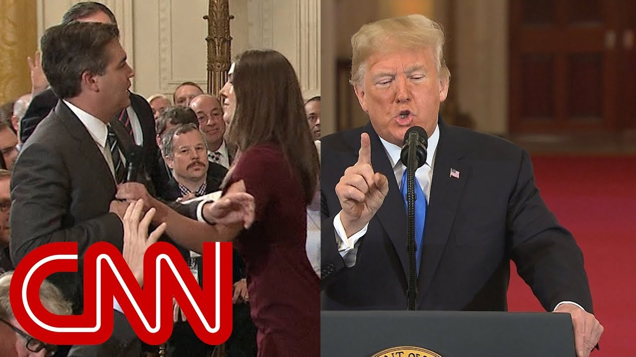 Does Jim Acosta Have a Constitutional Right . . . to be a Jerk?
