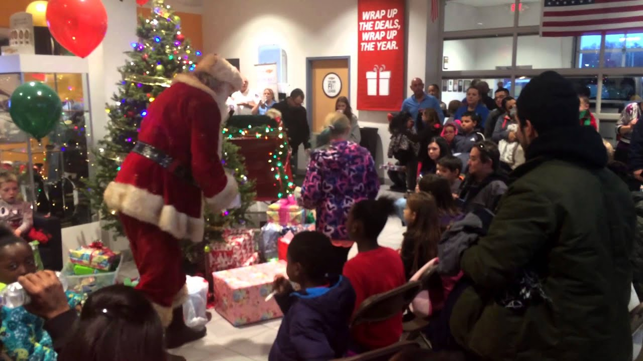 2015 Children s Christmas Party at Ray Chevrolet