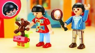 Diebstahl in der Kita! Playmobil Polizei Film -  KARLCHEN KNACK #228