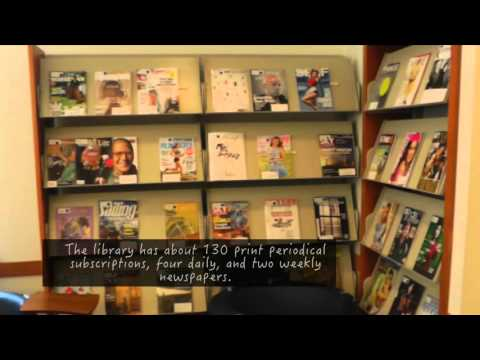 A Tour of the Dana Hall School's Library