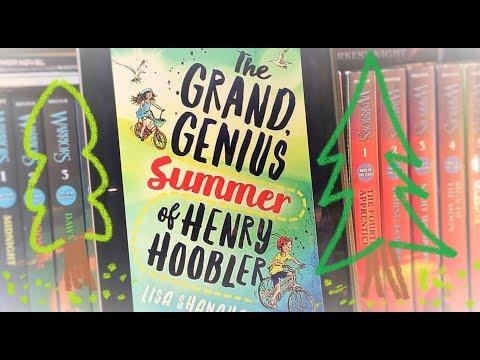 [BookQuester] 'The Grand, Genius Summer Of Henry Hoobler'