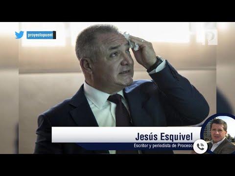 EEUU Pudiera Tener Más Secretos Guardados De Impacto Contra Genaro García Luna: Jesús Esquivel