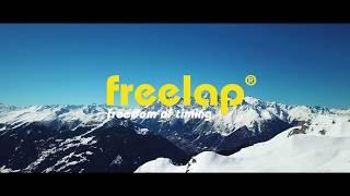 Giant Slalom - Ski training with Freelap timing system 2019