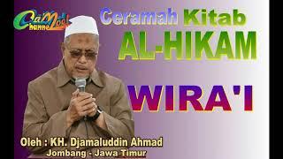 WIRA'I Oleh KH.Djamaludin Ahmad