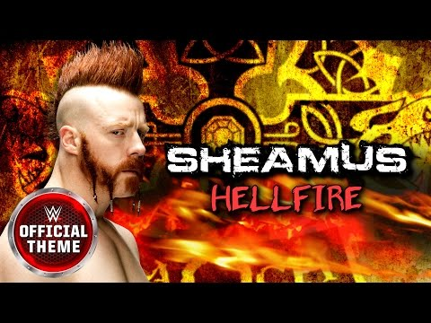 Sheamus - Hellfire (Entrance Theme)