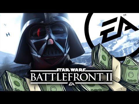 EA УБИЛА BATTLEFRONT 2