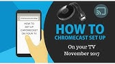 New Chromecast Unboxing and Setup! - YouTube