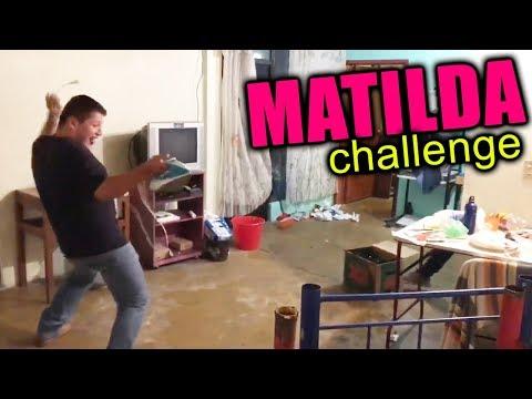 MATILDA Challenge 😂Funny Videos 2018