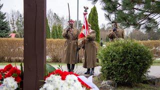 Ostrołęckie obchody Dnia Pamięci Ofiar Zbrodni Katyńskiej