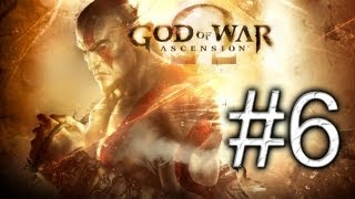 God of war ASCENSION - Modo historia en español (parte 6) (templo de delfos)