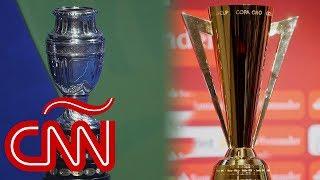 Copa América vs. Copa de Oro: ¿quién se lleva lo mejor?