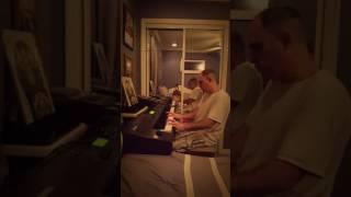 The Entertainer by Scott Joplin organ cover