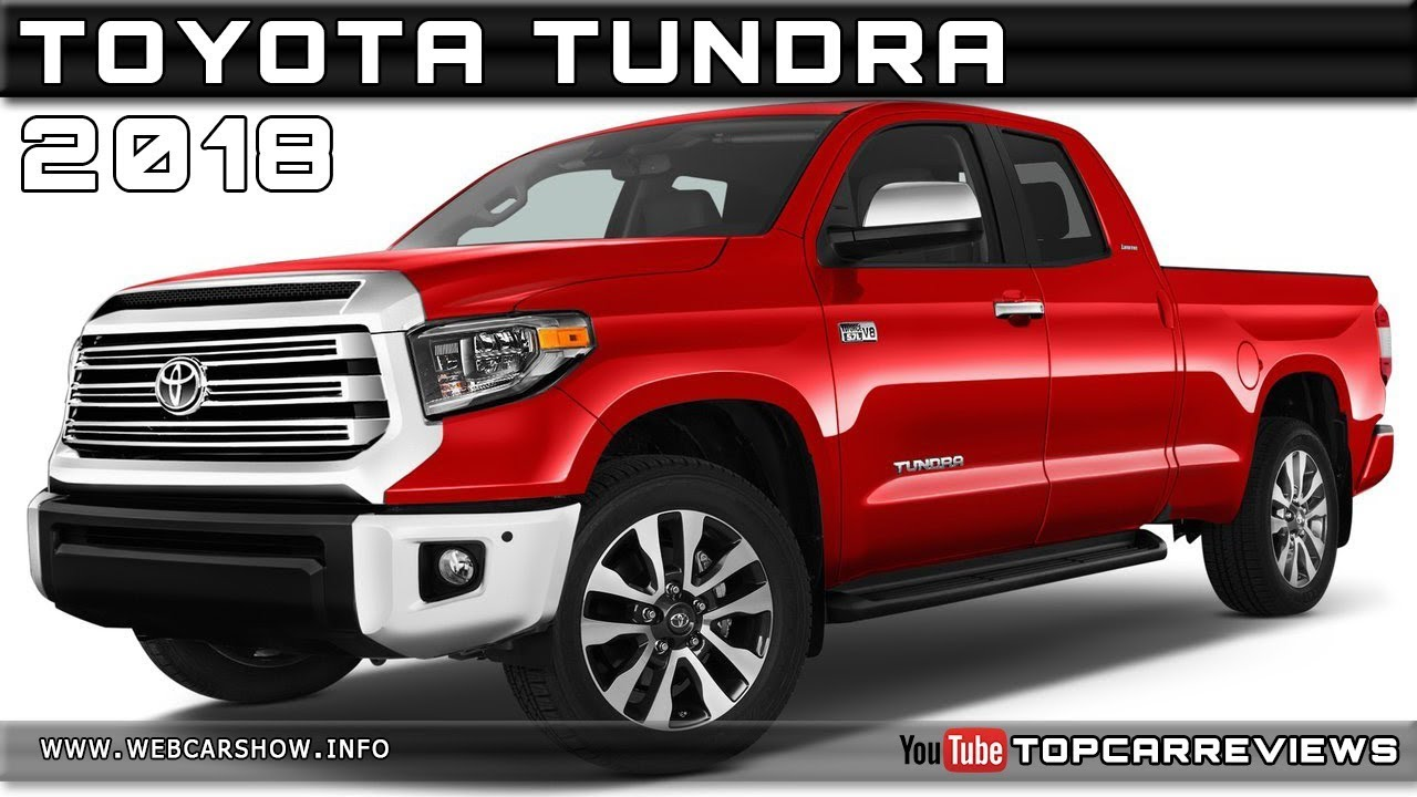 2018 toyota tundra review rendered price specs release date youtube. Black Bedroom Furniture Sets. Home Design Ideas