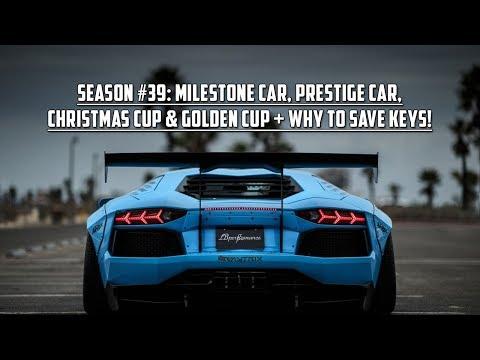 CSR2 Racing | Season #39: Milestone, Prestige, Golden (?),... + Why To Save Keys!