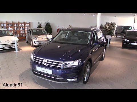 Volkswagen TIGUAN 2017 New FULL In Depth Review Interior Exterior & 10 Things You Need To Know