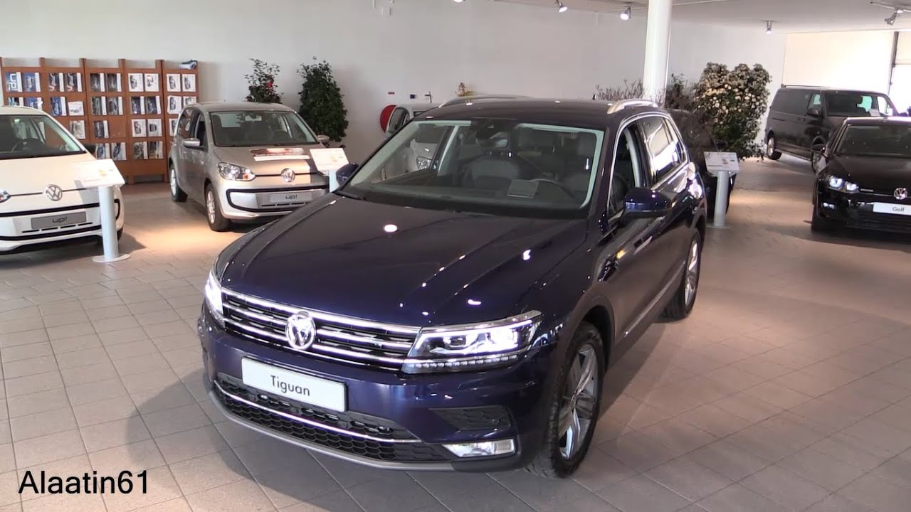volkswagen tiguan 2017 new full in depth review interior autos post. Black Bedroom Furniture Sets. Home Design Ideas
