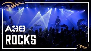65daysofstatic - Heat Death Infinity Splitter // Live 2014 // A38 Rocks