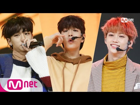 [Stray Kids - Get Cool] Comeback Stage | M COUNTDOWN 181115 EP.596