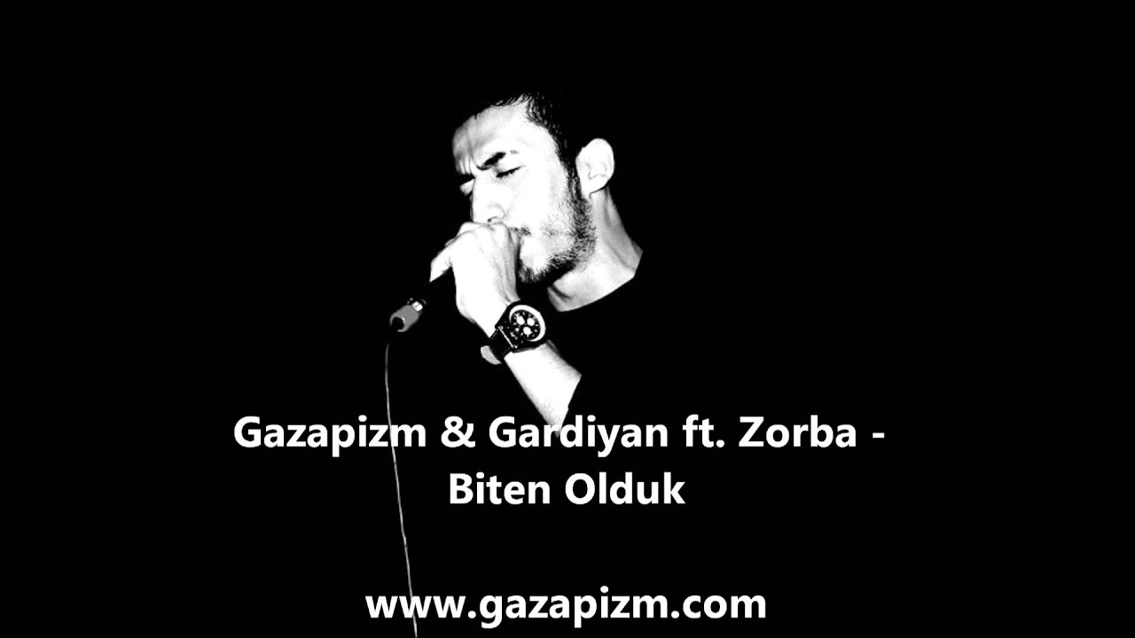 Gazapizm & Gardiyan ft. Zorba - Biten Olduk