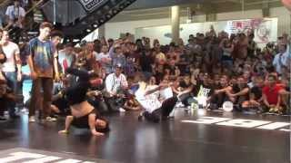 IBE 2012 - All Battles All - Young Gunz Vs. Team France
