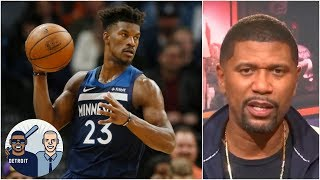 Jalen Rose: Jimmy Butler 'picking and choosing' games based on 'visibility' | Jalen & Jacoby