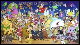 Scooby Doo, I Flintstones, Braccobaldo... I cartoni della Hanna e Barbera!