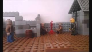Лего сталкер Тень Чернобыля 1 серия