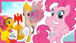 Histoire de Docteur Petit Poney: Princesse Celestia et Twilight - Touni Toys Titounis