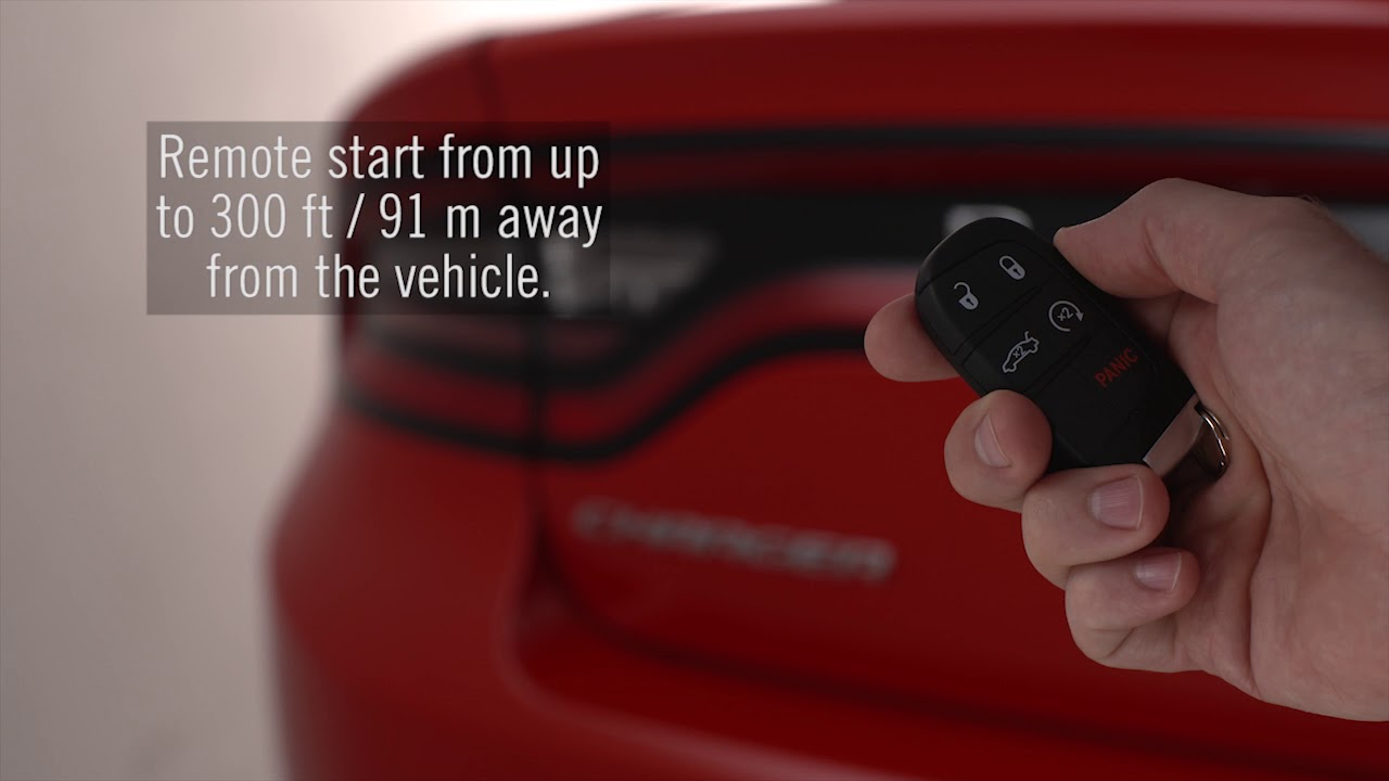 Key Fob How Key Fob Programming Lets You Unlock 2018 Dodge Charger