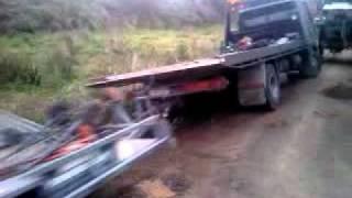 leongatha tractor pull