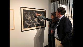 Obras de Miró y Brossa en las Francesas de Valladolid