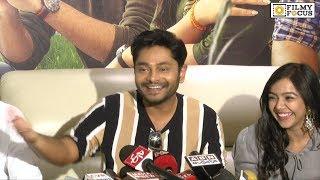 O Pitta Katha Movie Press Meet | Viswant, Sanjay Rao, Nitya Shetty, Brahmaji