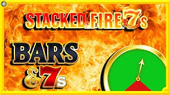 🔥 Stacked FIRE 7s BONUS & Bars and 7's ULTRA Play 🔥