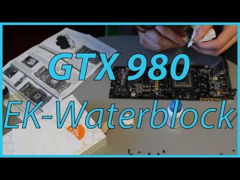 Franky's Diary 03 - GTX 980 EK-Waterblock (Clean CSQ)