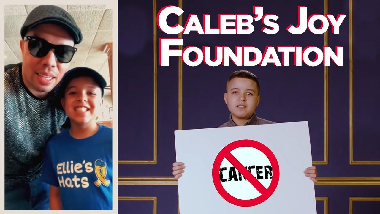 Caleb's Joy Foundation y el video M.E.M.E