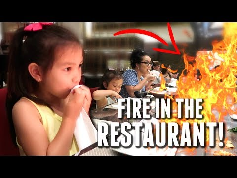 A Fire during our Dinner! - itsjudyslife