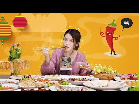 E41 Ms Yeah's New Year's Eve Dinner in Office -- Super Hot Pot