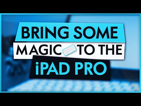 TouchType Pro Case For 2018 IPad Pro   First Look!
