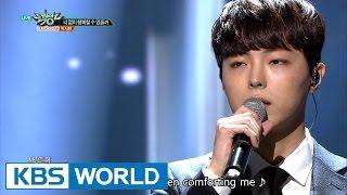 Park si whan - Gift of love   박시환 - 너 없이 행복할 수 있을까 [Music Bank / 2016.12.02]
