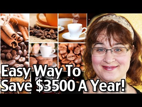 Easy Way To Save $3500 A Year!